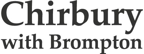 Chirbury with Brompton logo